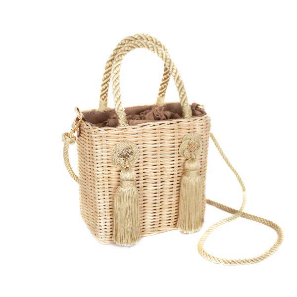 Athena Bag Gold