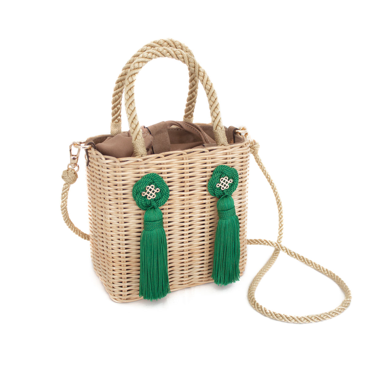 Athena Bag Green