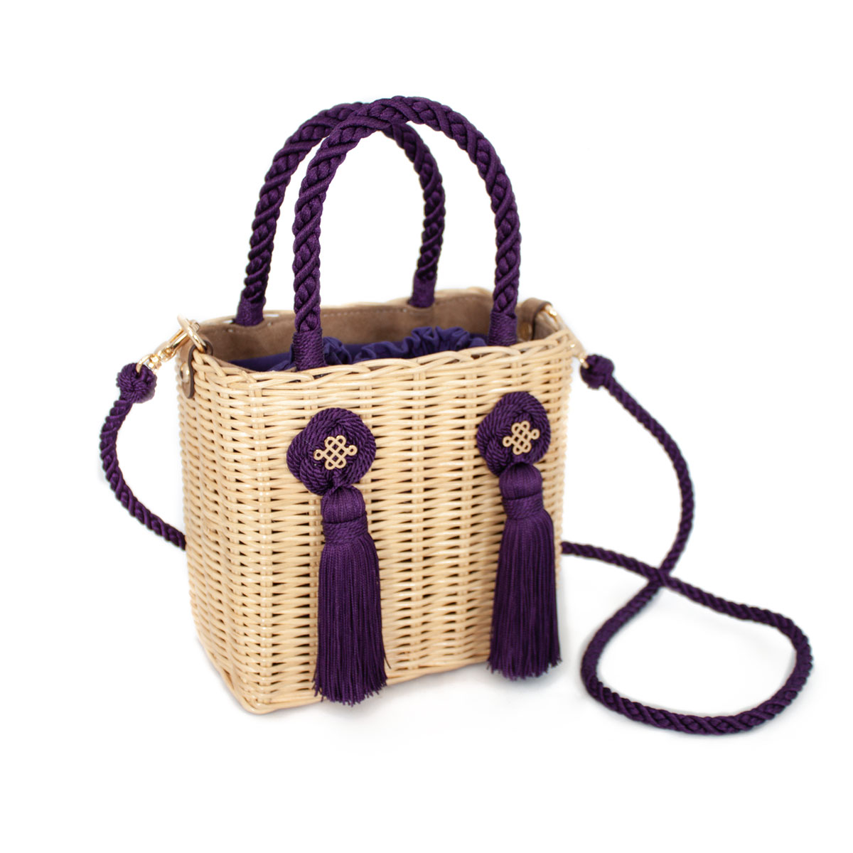 Athena Bag Purple