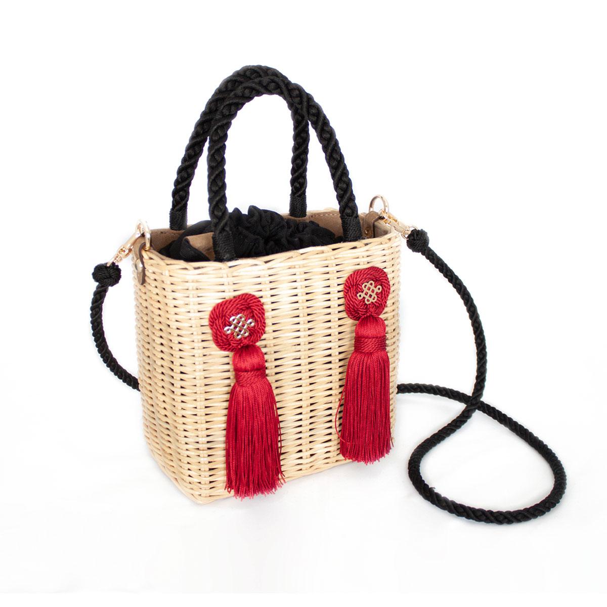 Athena Bag Red
